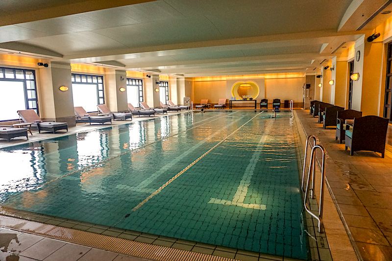 Ritz Carlton Tokyo pool image