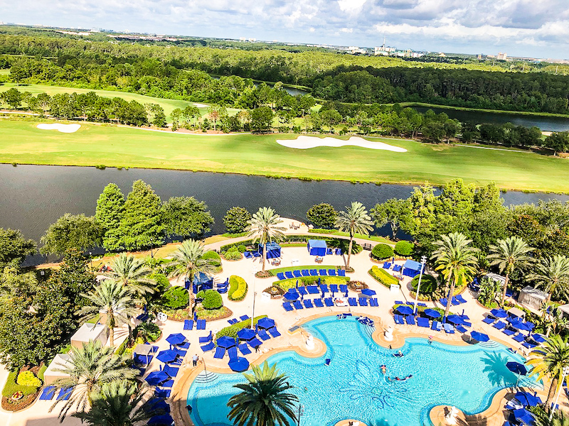 Ritz Carlton Orlando Executive Suite view image