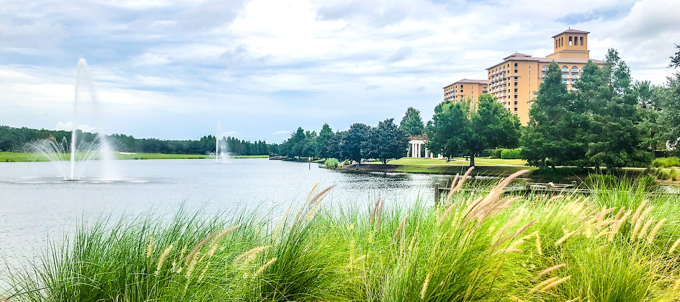 In the Lap of Luxury at The Ritz Carlton Orlando, Grande Lakes
