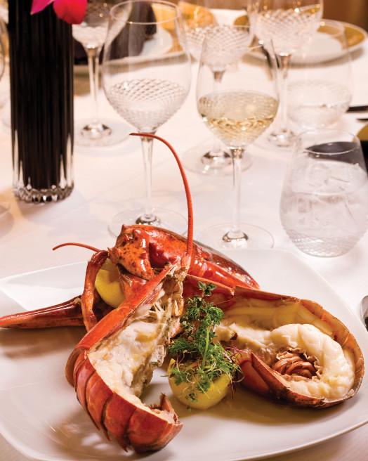 Regent Explorer Prime 7 lobster image