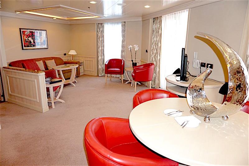 Silversea Silver Spirit Royal Suite image