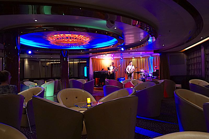 Seabourn Encore The Club image