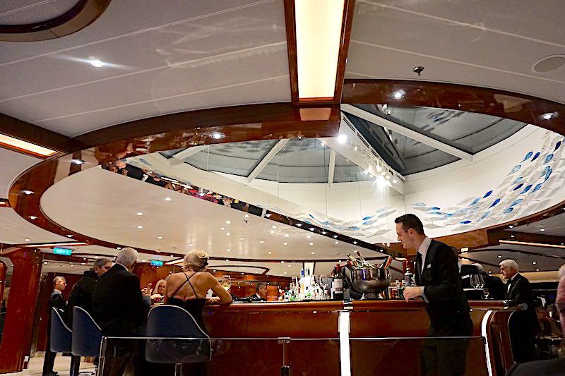 Seabourn Encore Observation Bar image