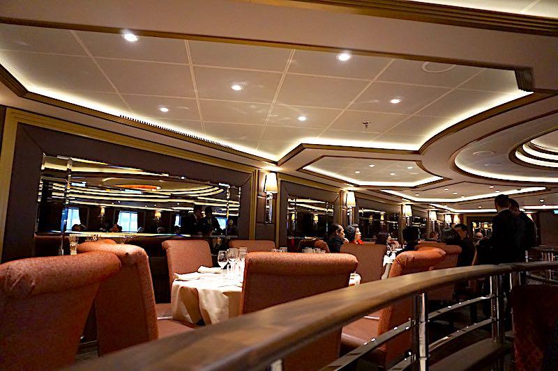 Silver Muse Atlantide restaurant image