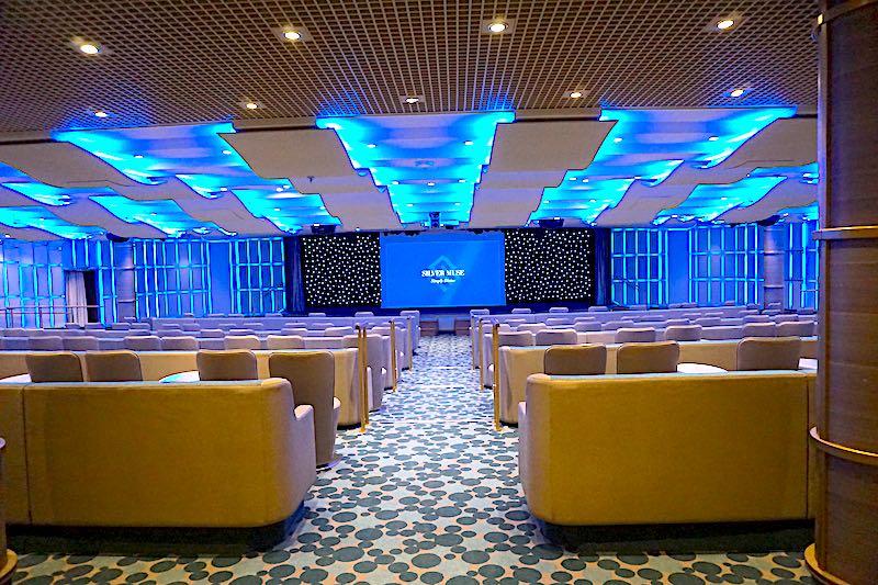 Silver Muse Venetian Lounge image