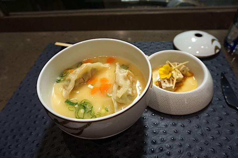 Kaiseki Silver Muse dumplings image