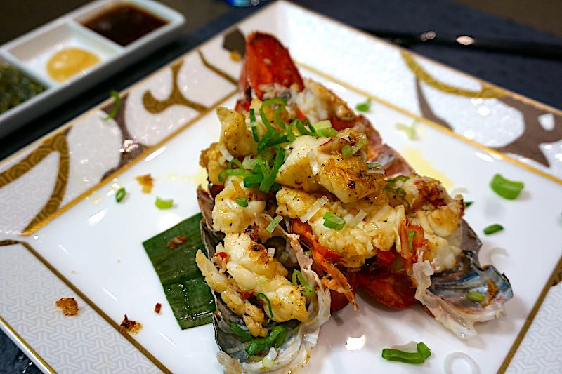 Kaiseki Silver Muse lobster image