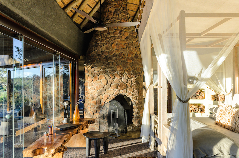 Singita Boulders bedroom image