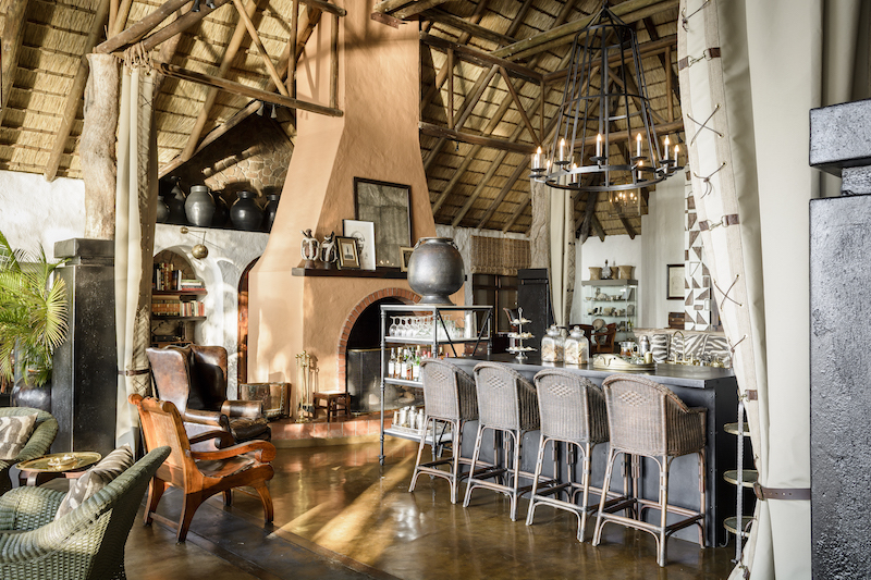 Singita Ebony bar image