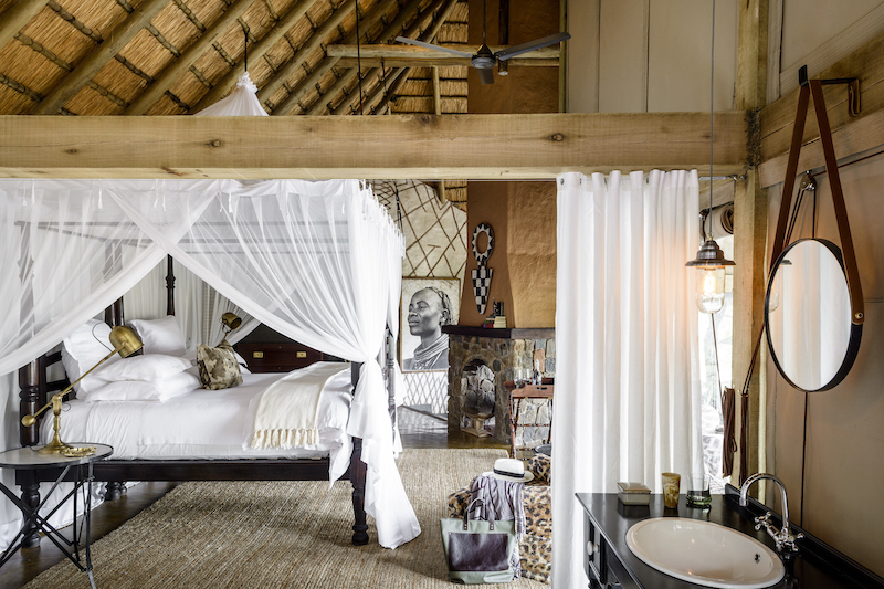 Singita Ebony room image