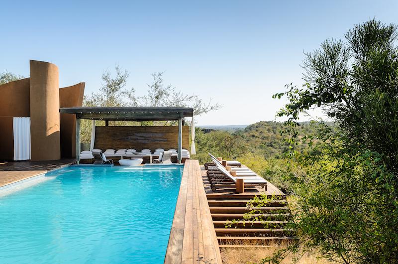 Singita Lebombo pool image