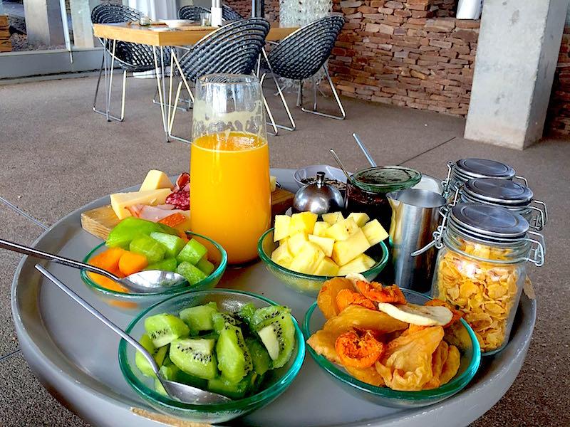 Singita Lebombo breakfast image