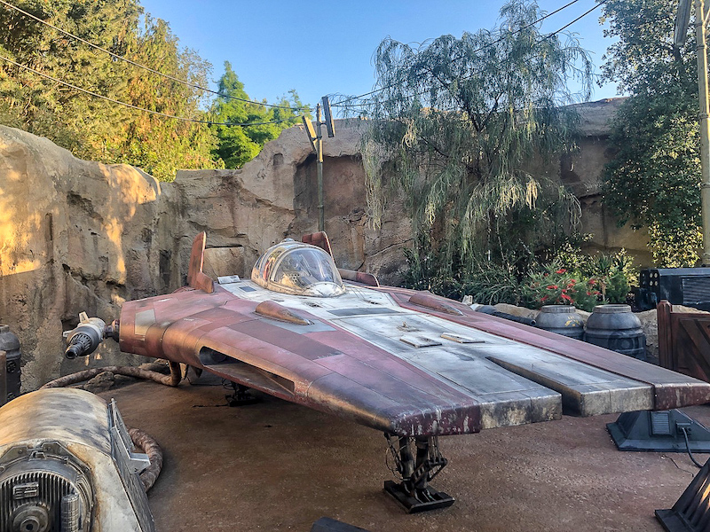 Star Wars Galaxy's Edge image