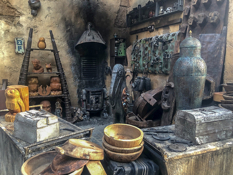 Star Wars Galaxy's Edge iamge