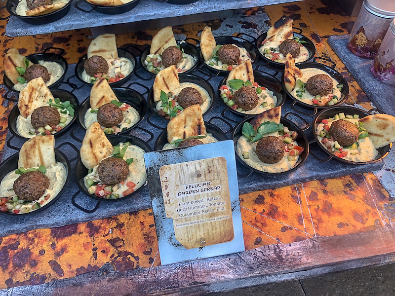 Star Wars Galaxy's Edge food image