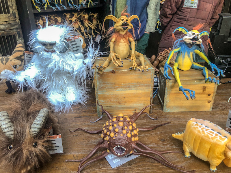 Star Wars Galaxy's Edge merchandise image