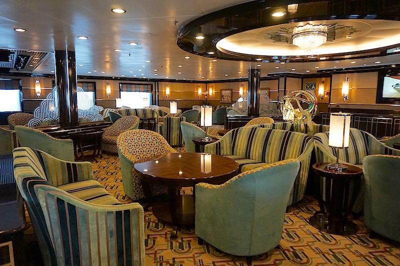 Silversea Silver Spirit The Bar image