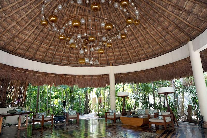 Viceroy Riviera Maya lobby image