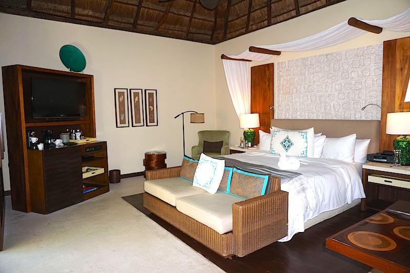 Viceroy Riviera Maya villa bedroom image