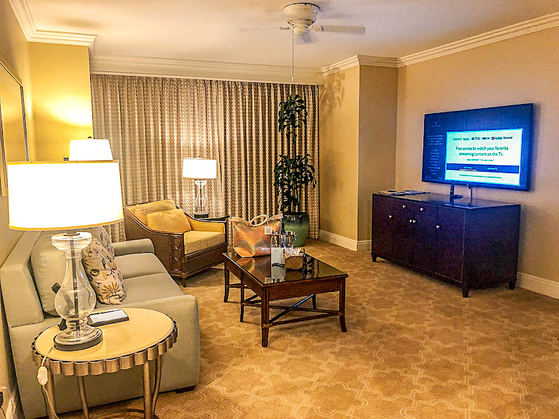 Ritz Carlton Orlando Executive Suite image
