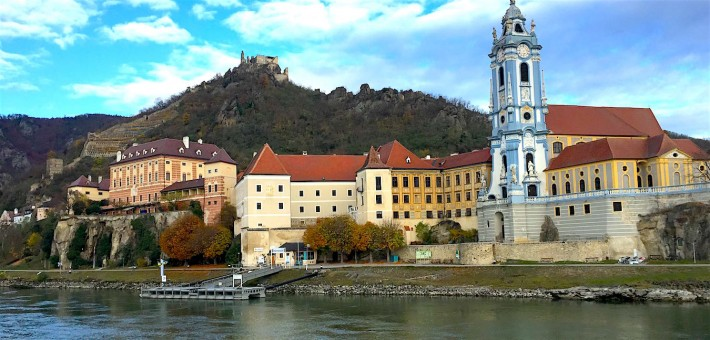 Cruising the Danube with AmaWaterways