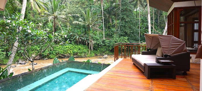 Four Seasons Resort Bali At Sayan: Paradise on Earth
