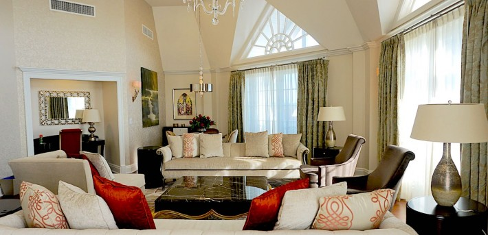 It's a Grand Suite at Disney's Grand Floridian Resort & Spa