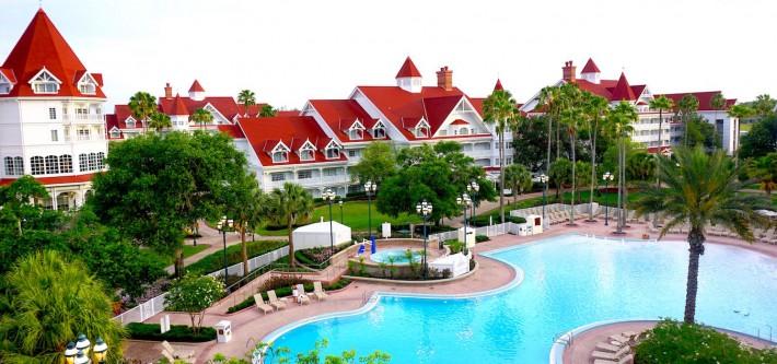 Disney's Grand Floridian Resort Suite Renovations
