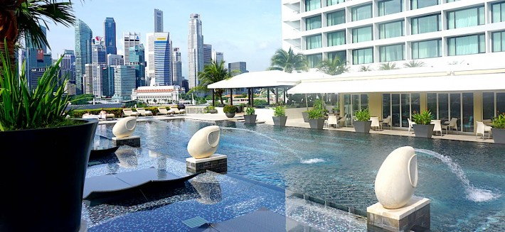 Mandarin Oriental, Singapore: The Perfect 24-hour Stopover