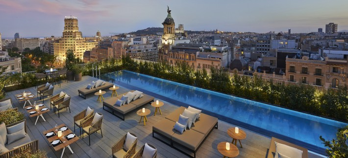 Checking In: Mandarin Oriental Barcelona