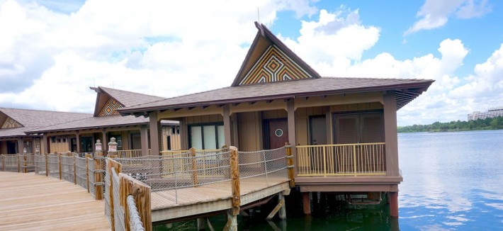 Visit the Tropics at Disney's Polynesian Villas & Bungalows