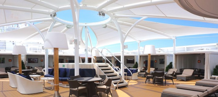 The Retreat: Seabourn Encore's Exclusive Hideaway