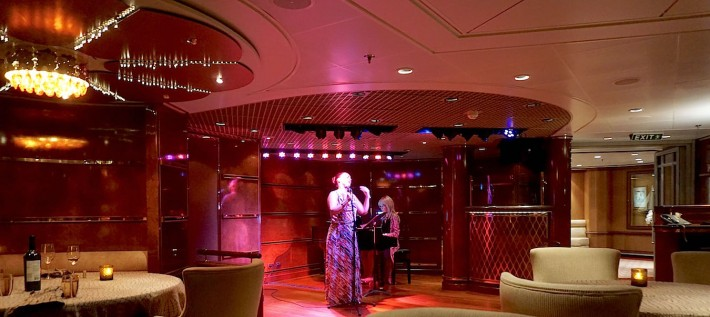 Sail Away: Discovering Silver Spirit's Lounges