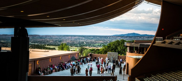 Santa Fe Opera with a View and Tailgating Too!